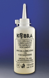 Olej do niszczarek - butelka 125 ml
