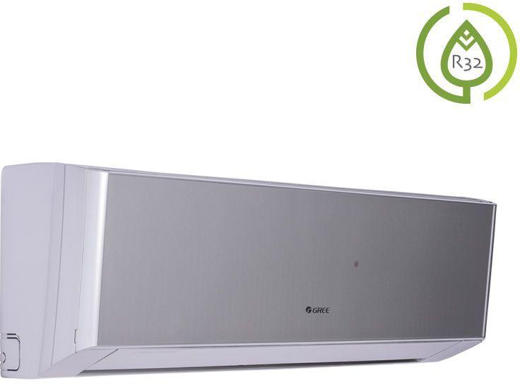 Klimatyzator ścienny Gree Amber Standard Silver GWH12YC-K6DNA2A/I - jednostka wewnętrzna