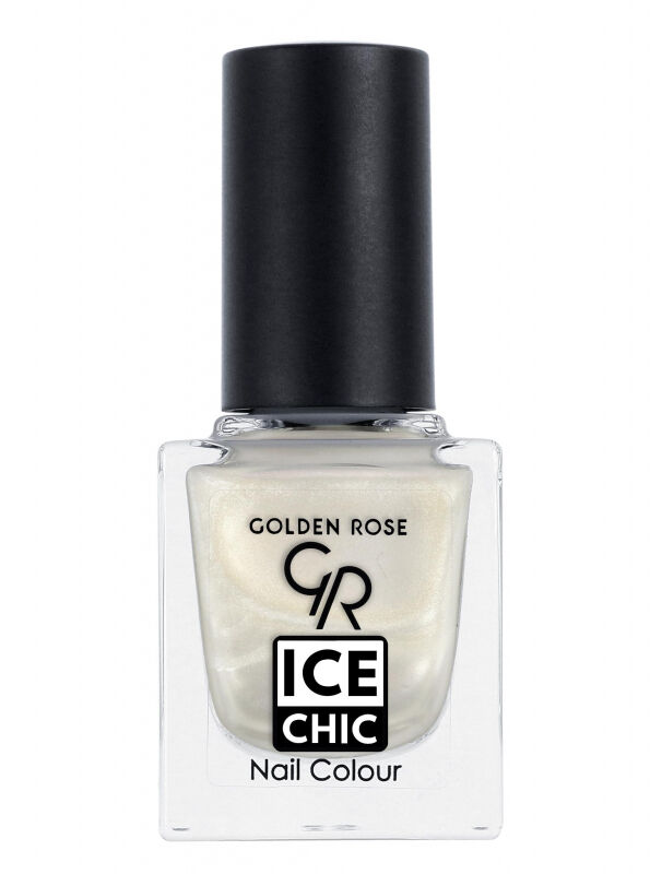 Golden Rose - ICE CHIC Nail Colour - Lakier do paznokci - 02