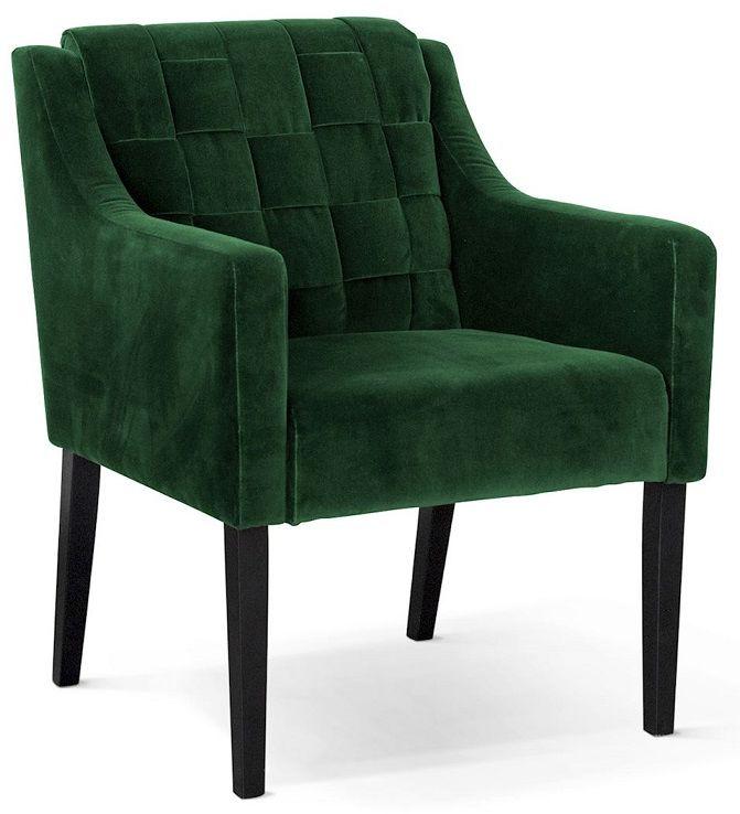 Fotel wypoczynkowy REDO zielony