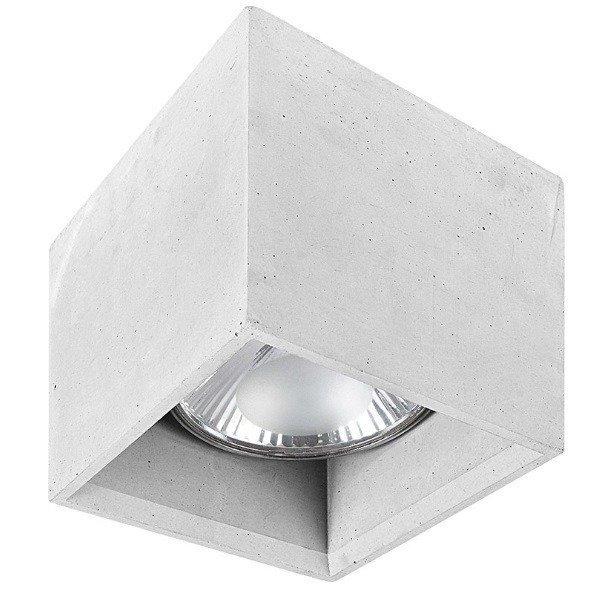Lampa sufitowa z betonu Nowodvorski BOLD M 9392