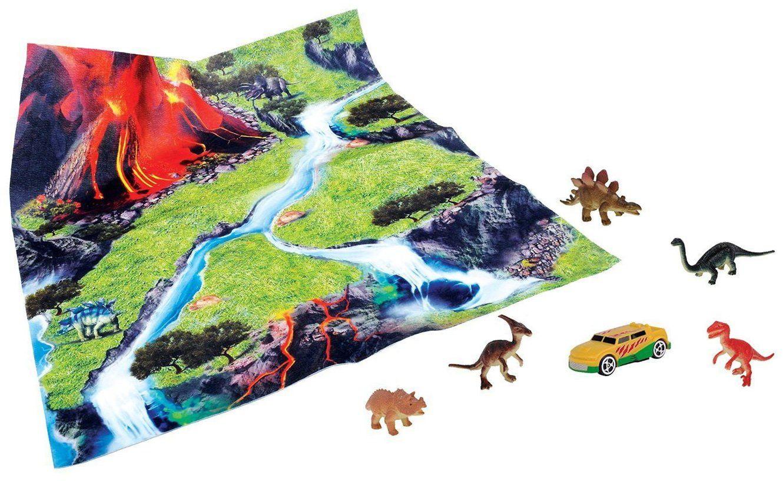 Dickie Toys Zestaw Dino Playmat (wielokolorowy)