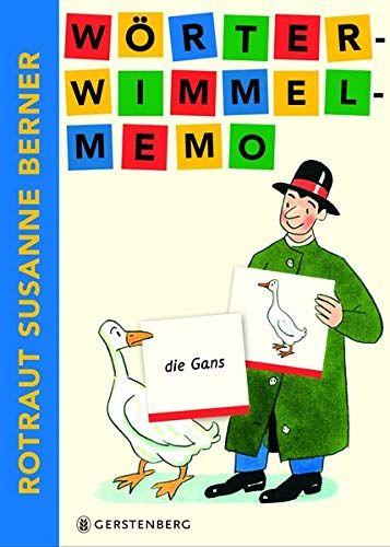 Słowa Memo Memo: 64 kolorowe karty memo w pudełku na prezent