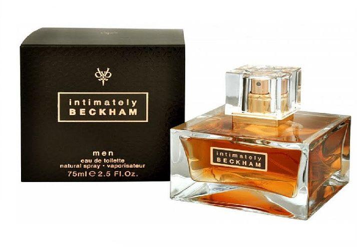 DAVID BECKHAM Intimately Men EDT spray 75ml