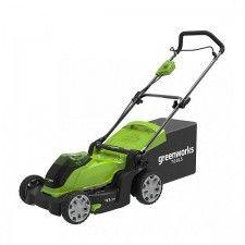 Greenworks Kosiarka akumulatorowa 41 cm G40LM41 40V (GR 2504707) --- OFICJALNY SKLEP Greenworks Tools