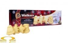 Ciasteczka Maślane Walkers Pure Butter Shortbread Świąteczne Kształty 175g