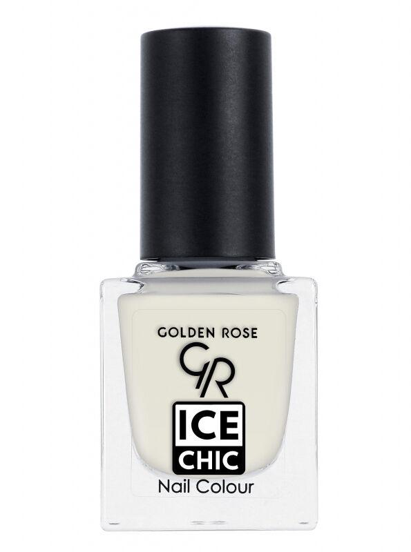 Golden Rose - ICE CHIC Nail Colour - Lakier do paznokci - 03