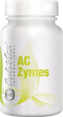AC-Zymes 100 kapsułek probiotyk Calivita