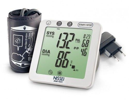 Ciśnieniomierz naramienny Nissei DSK-1031