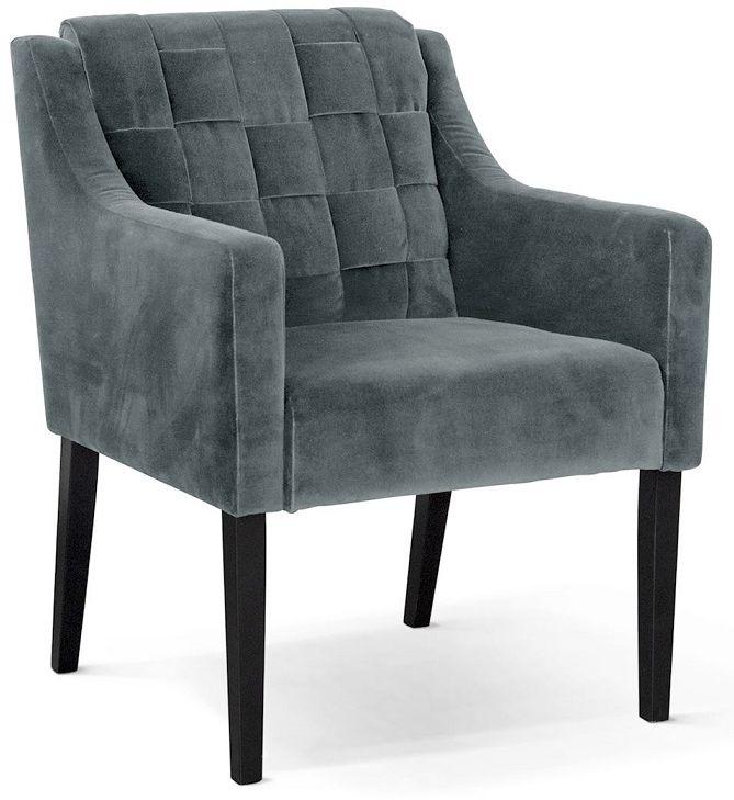 Fotel wypoczynkowy REDO szary