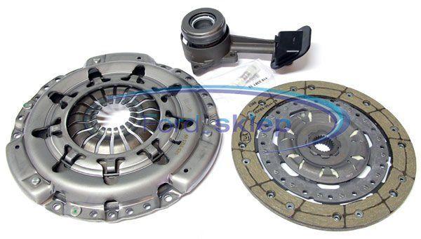 komplet sprzęgła Mondeo Mk3 / Focus MK2 DURATEC HE - Luk 623312333