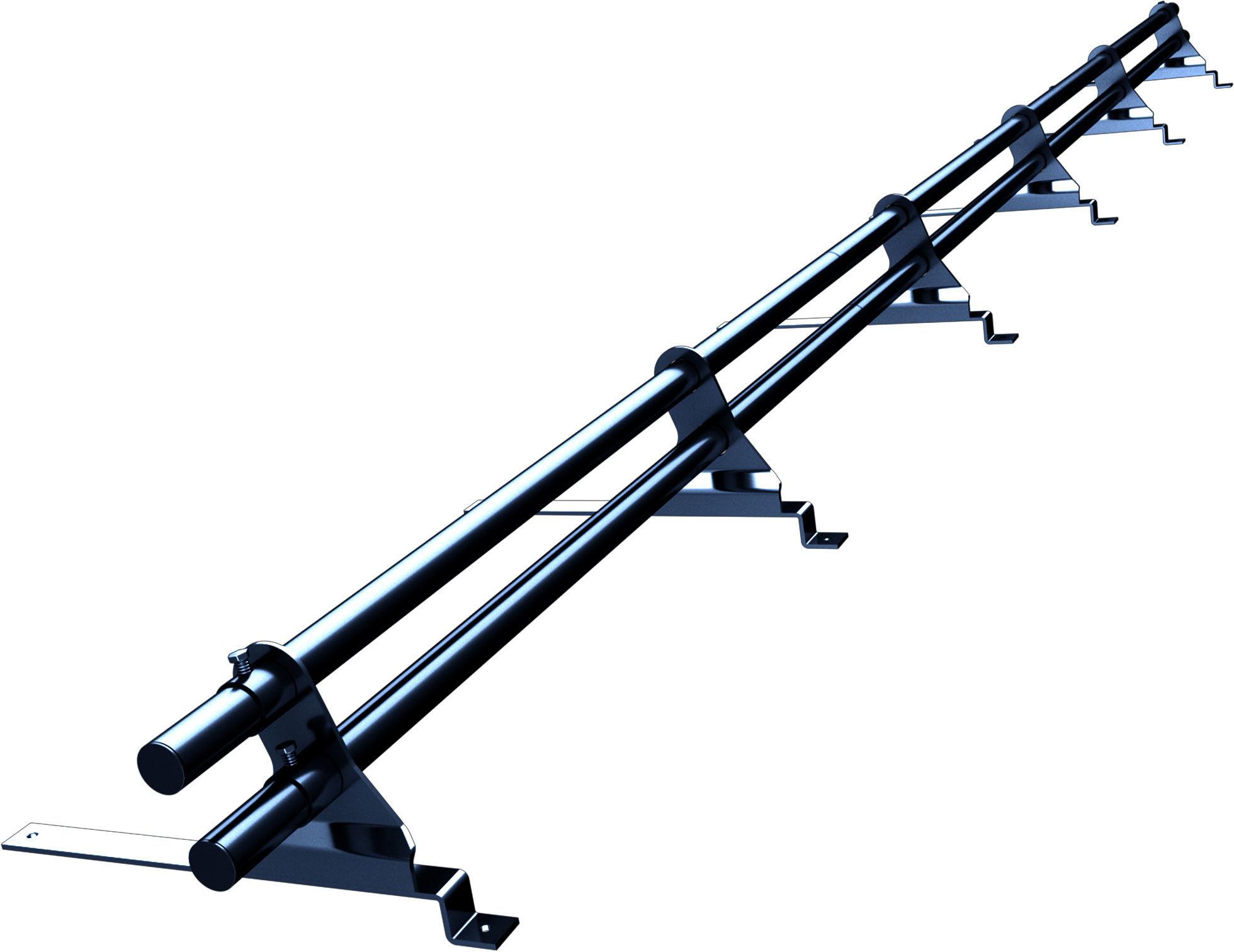 Zestaw przeciwśniegowy rurowy 360 cm do blachodachówki 350/20