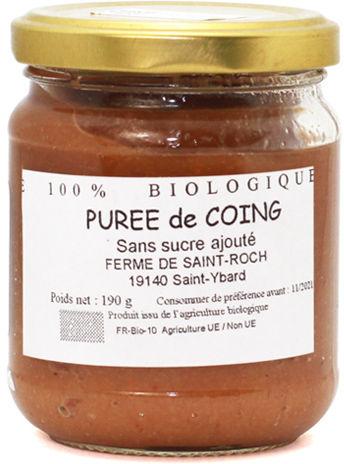 Przecier pigwowy Bio 190g*, - 16001