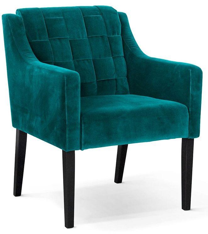 Fotel wypoczynkowy REDO turkusowy
