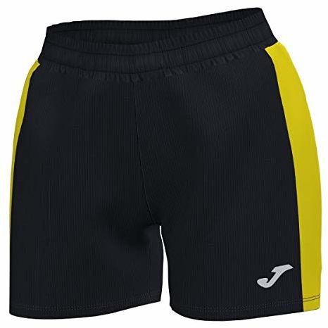 Joma Maxi spodnie damskie M czarne/żółte