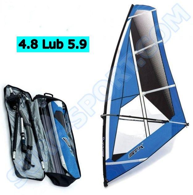 Żagiel do Deski Windsurfingowej Wind SUP STX Evolve 2021 Cały Pędnik