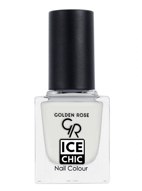 Golden Rose - ICE CHIC Nail Colour - Lakier do paznokci - 04