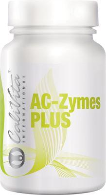 AC-ZYMES PLUS 60 kapsułek Probiotyki z Prebiotykiem firmy Calivita