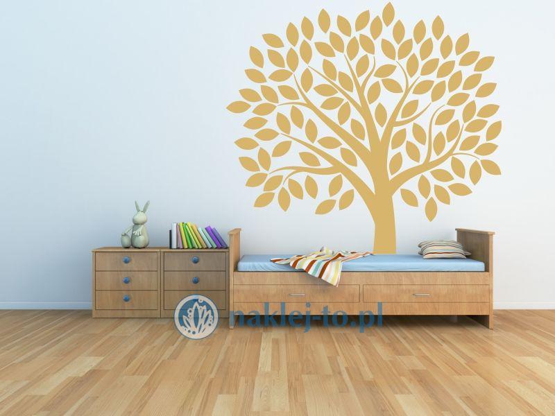 naklejka drzewo 2 naklejka na ścianę