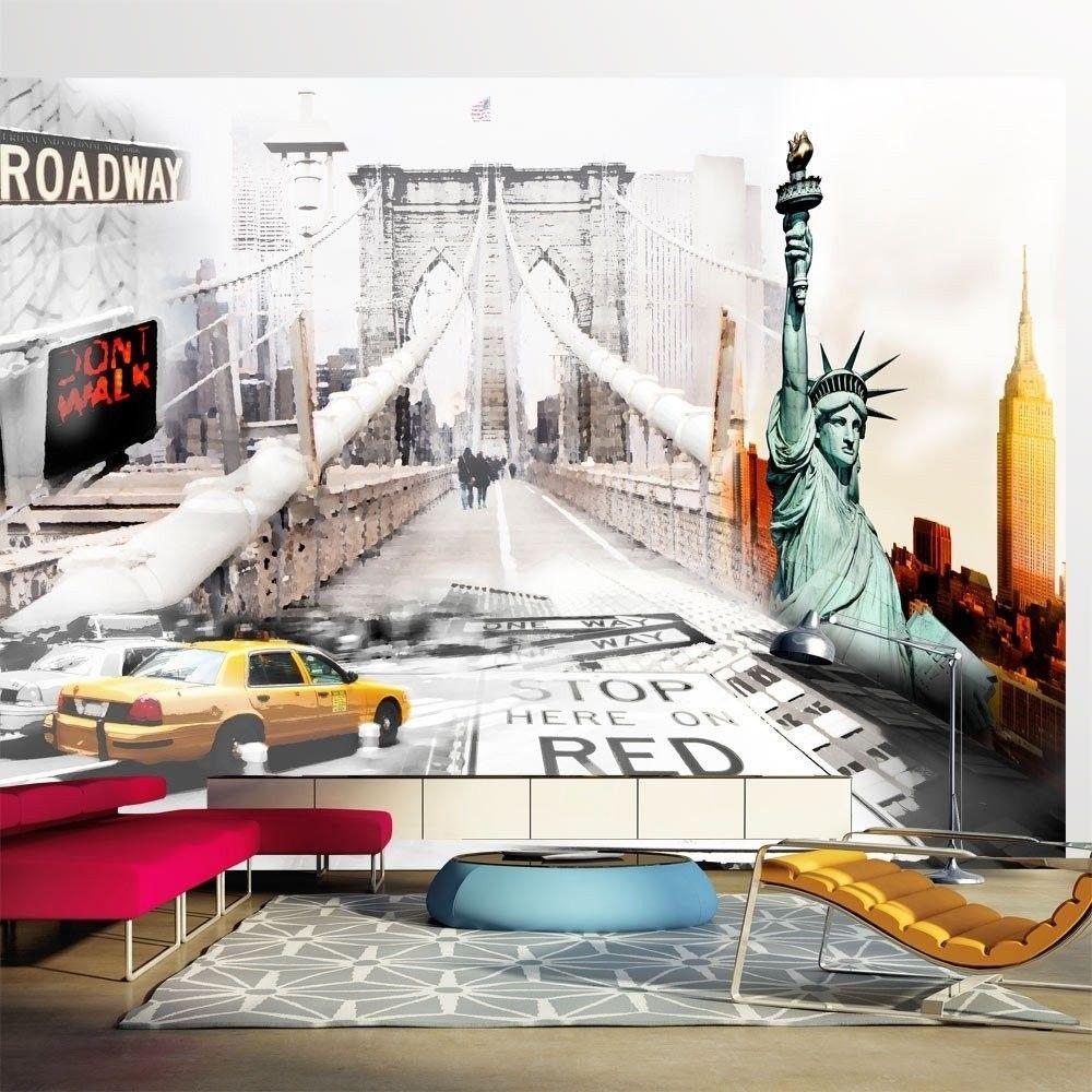 Fototapeta - nowojorskie ulice