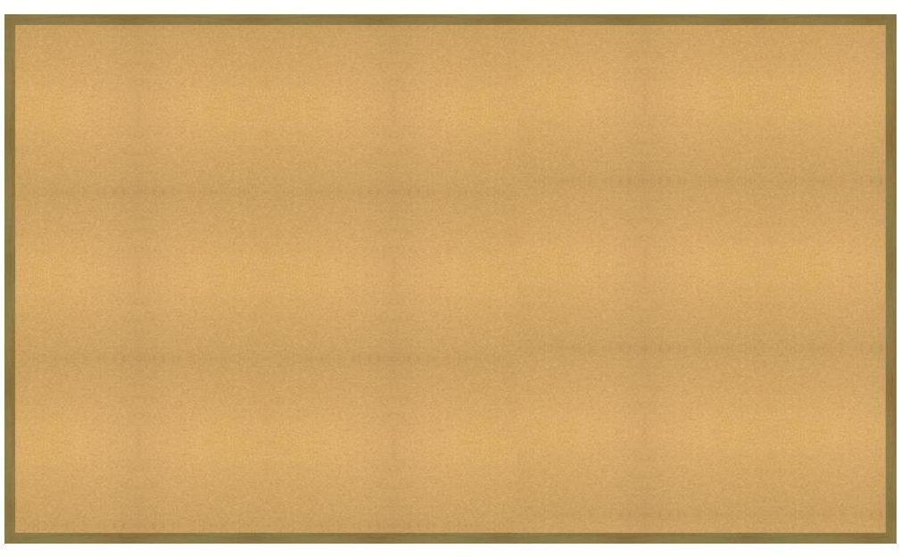 Tablica korkowa w sosnowej ramie 120 x 70 cm