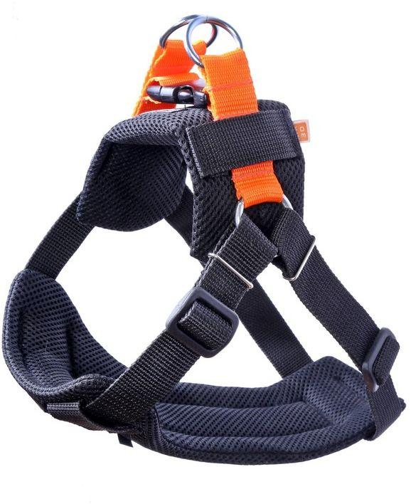 KARDIFF AIR 3D Smycz, Pasy bezpieczeństwa dla psa - rozmiar M