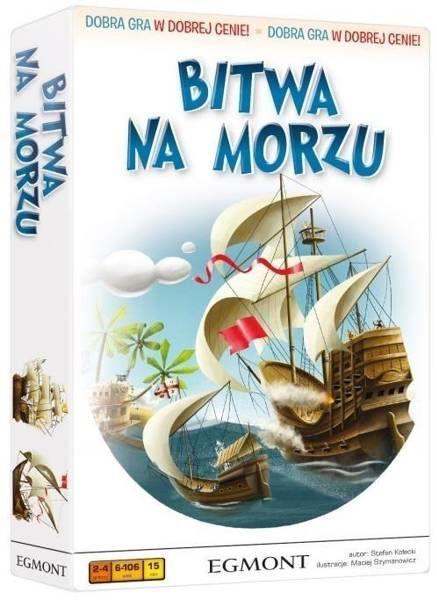 Gra - Bitwa na morzu - Egmont
