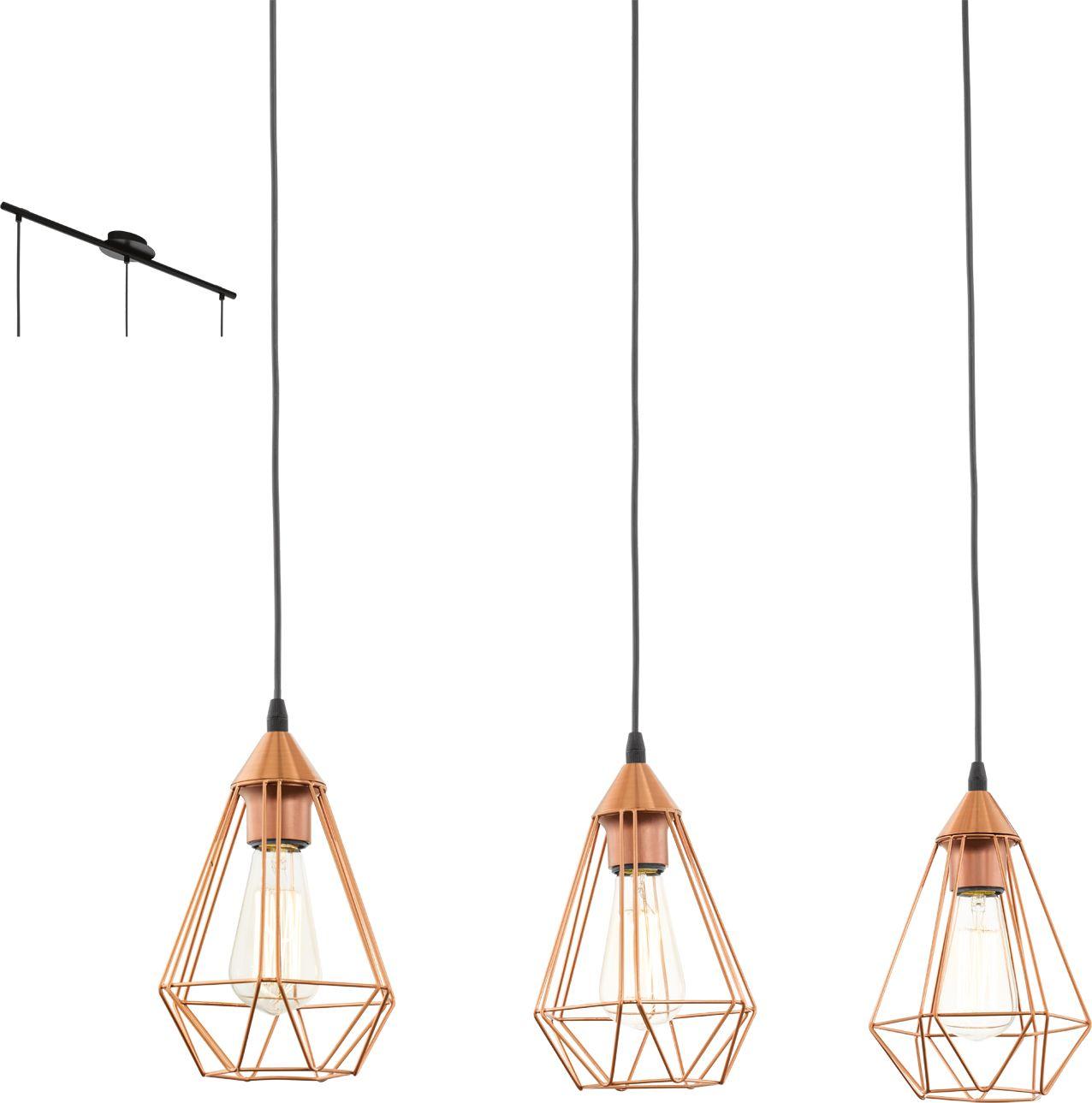 Eglo lampa wisząca Tarbes 94195 - SUPER OFERTA - RABAT w koszyku