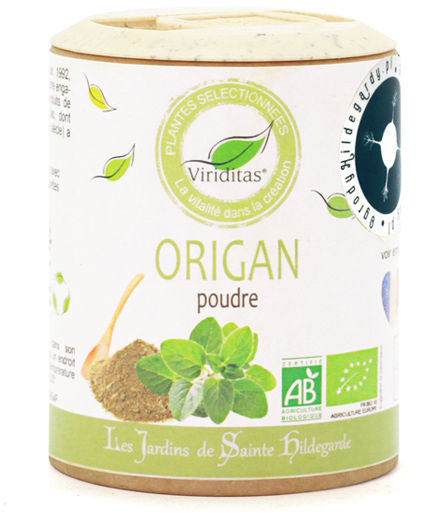Przyprawy i zioła - Oregano sproszkowane 50g Bio*, - 40054P