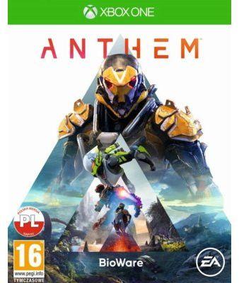 Gra Xbox One Anthem.Kup taniej o 50 zł dołączając do Klubu.