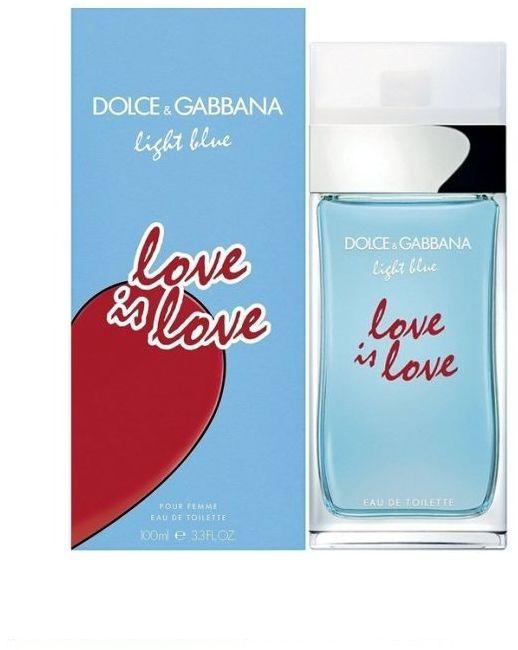 Dolce & Gabbana Light Blue Love Is Love 100ml woda toaletowa [W]