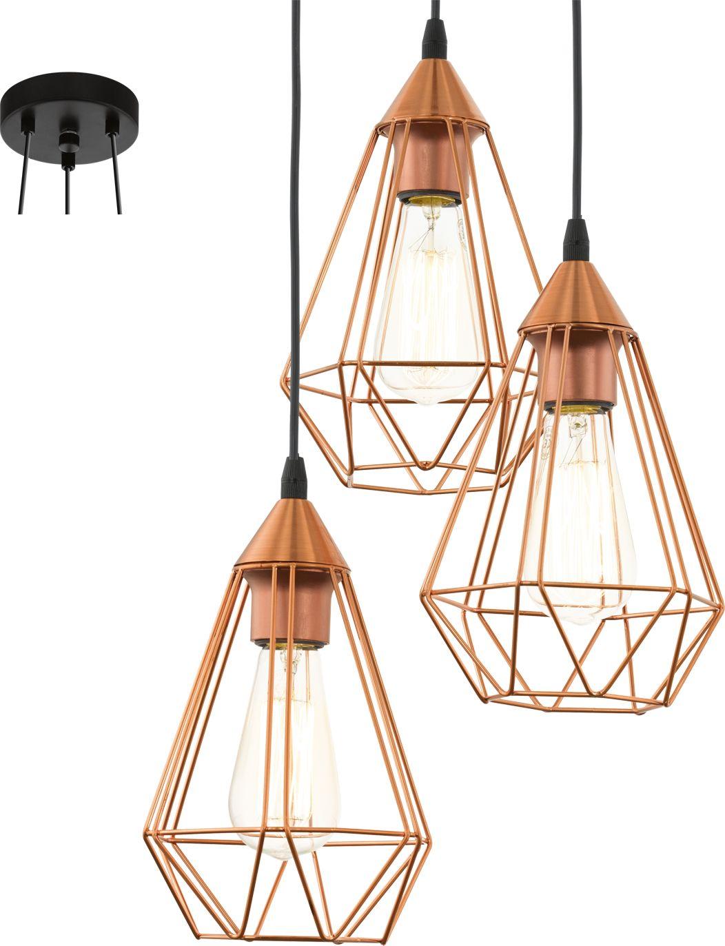 Eglo lampa wisząca Tarbes 94196 - SUPER OFERTA - RABAT w koszyku