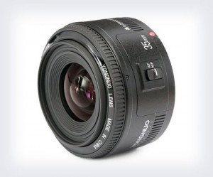 Obiektyw Yongnuo 35mm f/ 2.0 Canon Eos