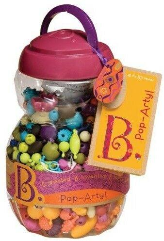 B.toys - pop - Arty! - Zestaw do Biżuterii - 500 Elementów