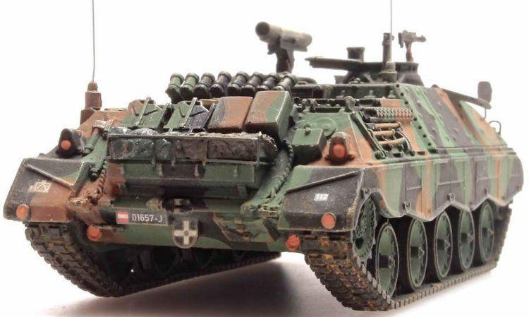 Artitec 6870011 BRD Jaguar 1- gotowy model