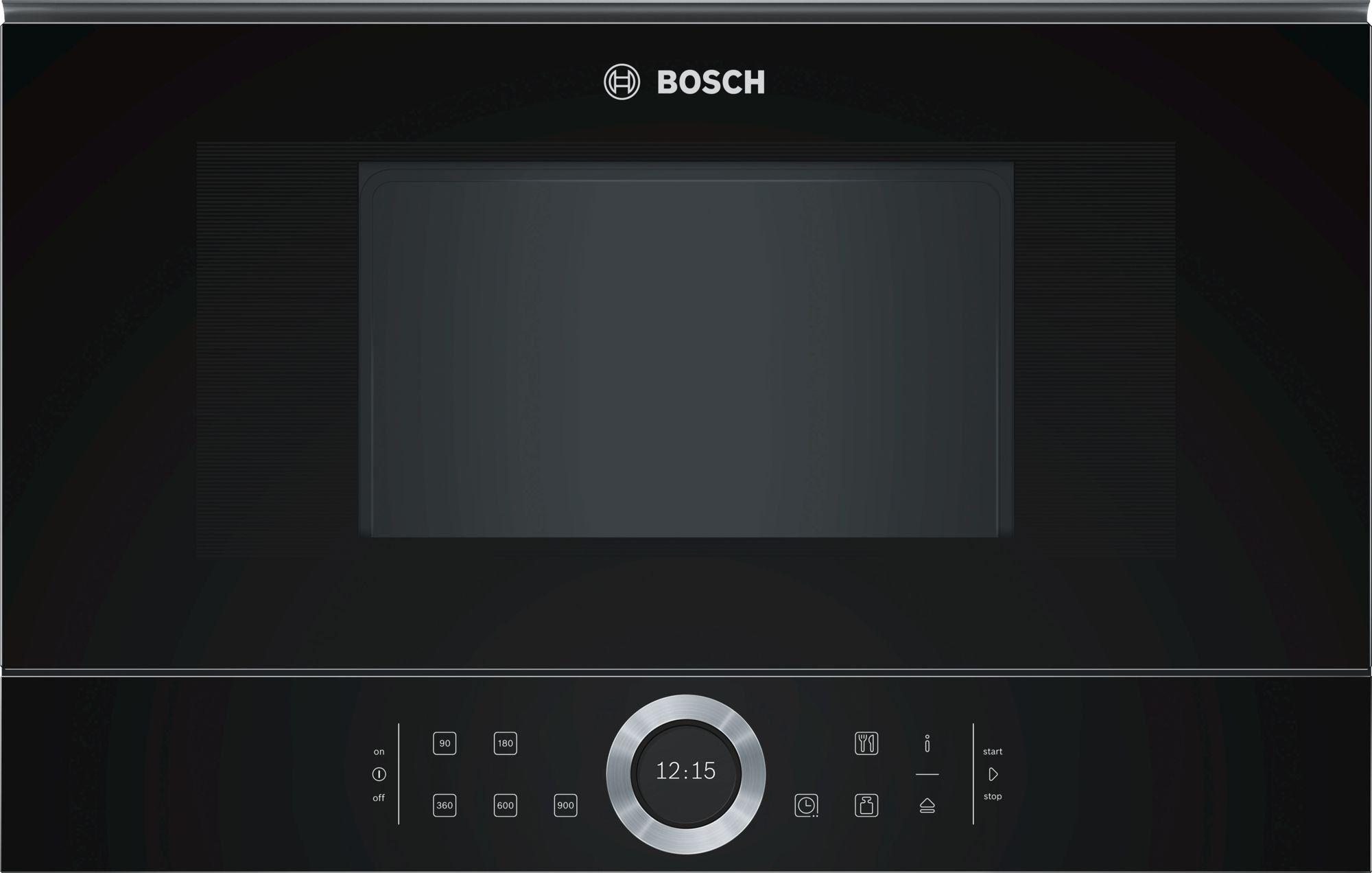 Mikrofala Bosch BFL634GB1 I tel. (22) 266 82 20 I Raty 0 % I kto pyta płaci mniej I Płatności online !