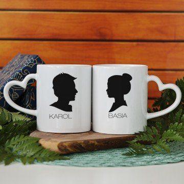 Z Profilu - Kubki dla pary