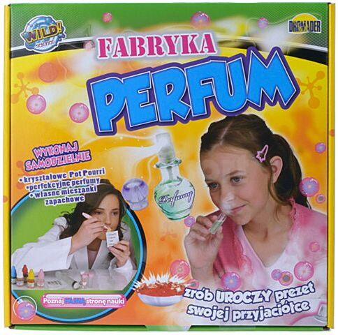Wild Science - Fabryka perfum