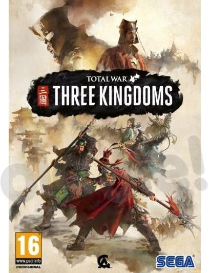 CREATIVE ASSEMBLY Total War: Three Kingdoms Limited Edition