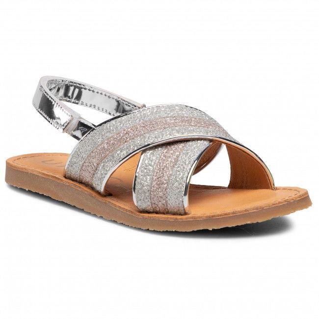 Sandały UNISA - Goleta Bon Silve/Rosa S