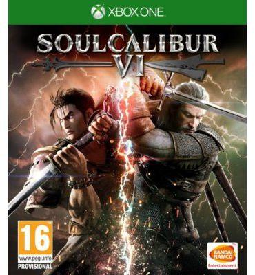 Gra Xbox One Soulcalibur VI