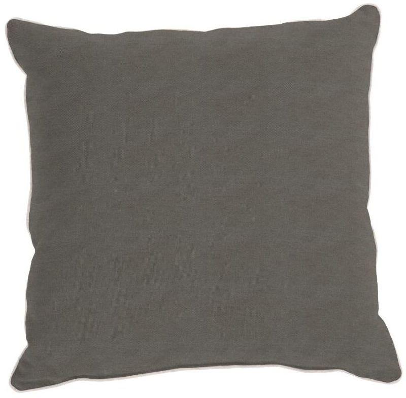 Poduszka Cemento brązowa 40 x 40 cm Inspire