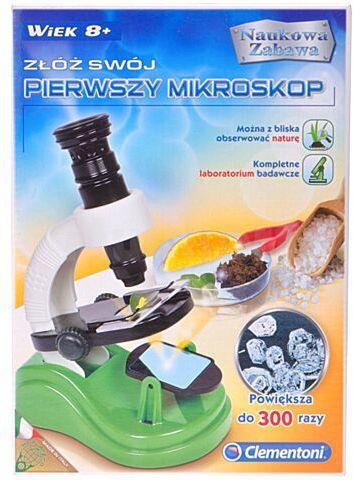Pierwszy Mikroskop