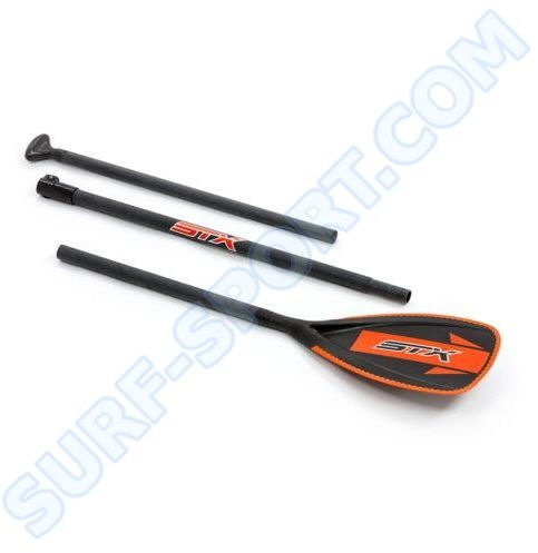 Wiosło do SUP STX Glass Composite Paddle 3 Piece -2019 Orange