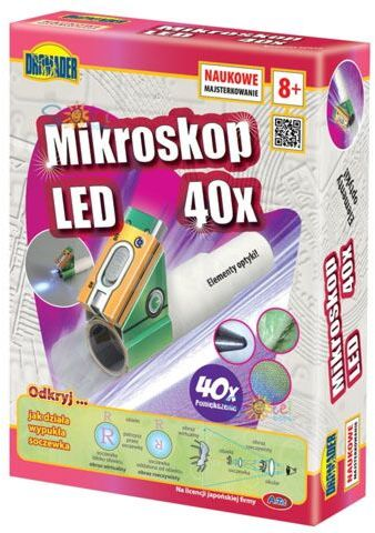 Mikroskop LED