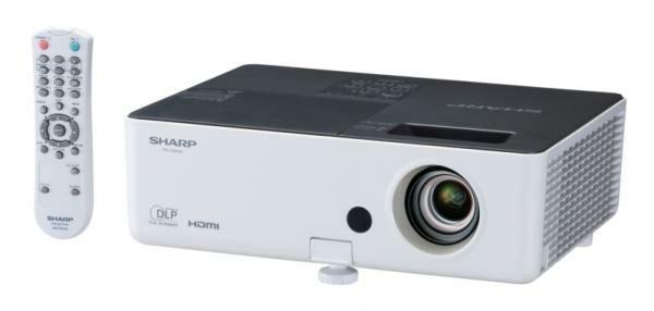Projektor Sharp PG-LS2000 + UCHWYT i KABEL HDMI GRATIS !!! MOŻLIWOŚĆ NEGOCJACJI  Odbiór Salon WA-WA lub Kurier 24H. Zadzwoń i Zamów: 888-111-321 !!!