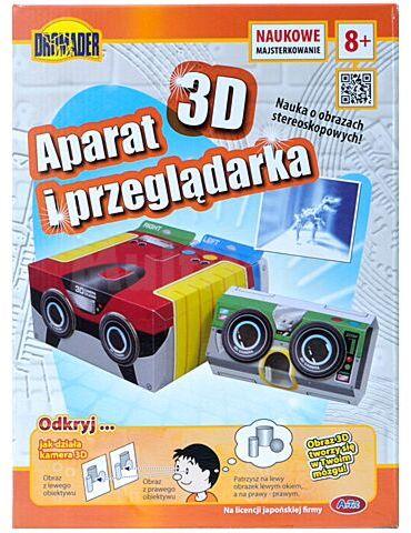 Aparat 3D i przeglądarka