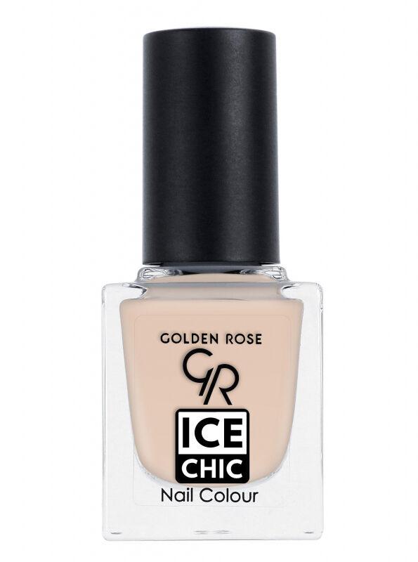 Golden Rose - ICE CHIC Nail Colour - Lakier do paznokci - 08