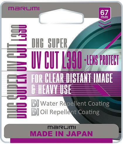 Filtr UV Marumi DHG Super, 52mm