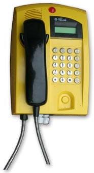 Telkom Telos ATP-3 - telefon przemysłowy